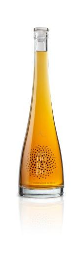 Dorado, vino, botella