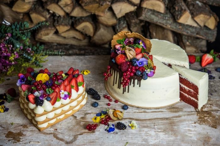 Tartas Sablé + Red Velvet por San Valentín de Levadura Madre Natural Bakery